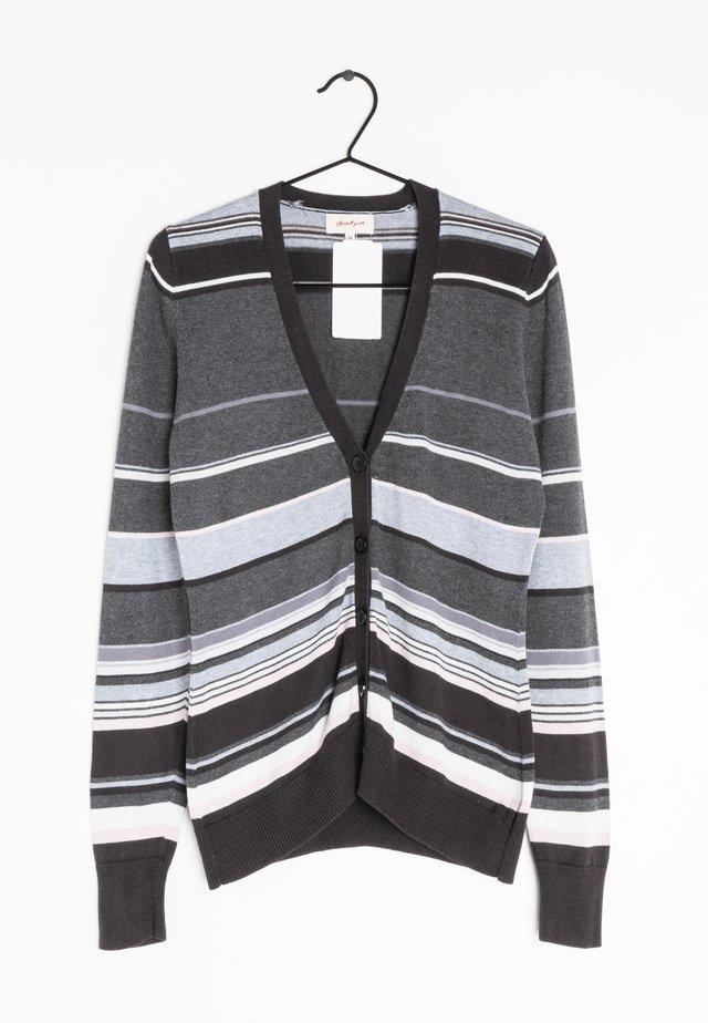 Vest - black/grey