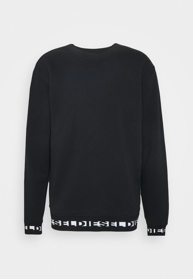 UMLT-WILLY SWEAT-SHIRT - Collegepaita - black