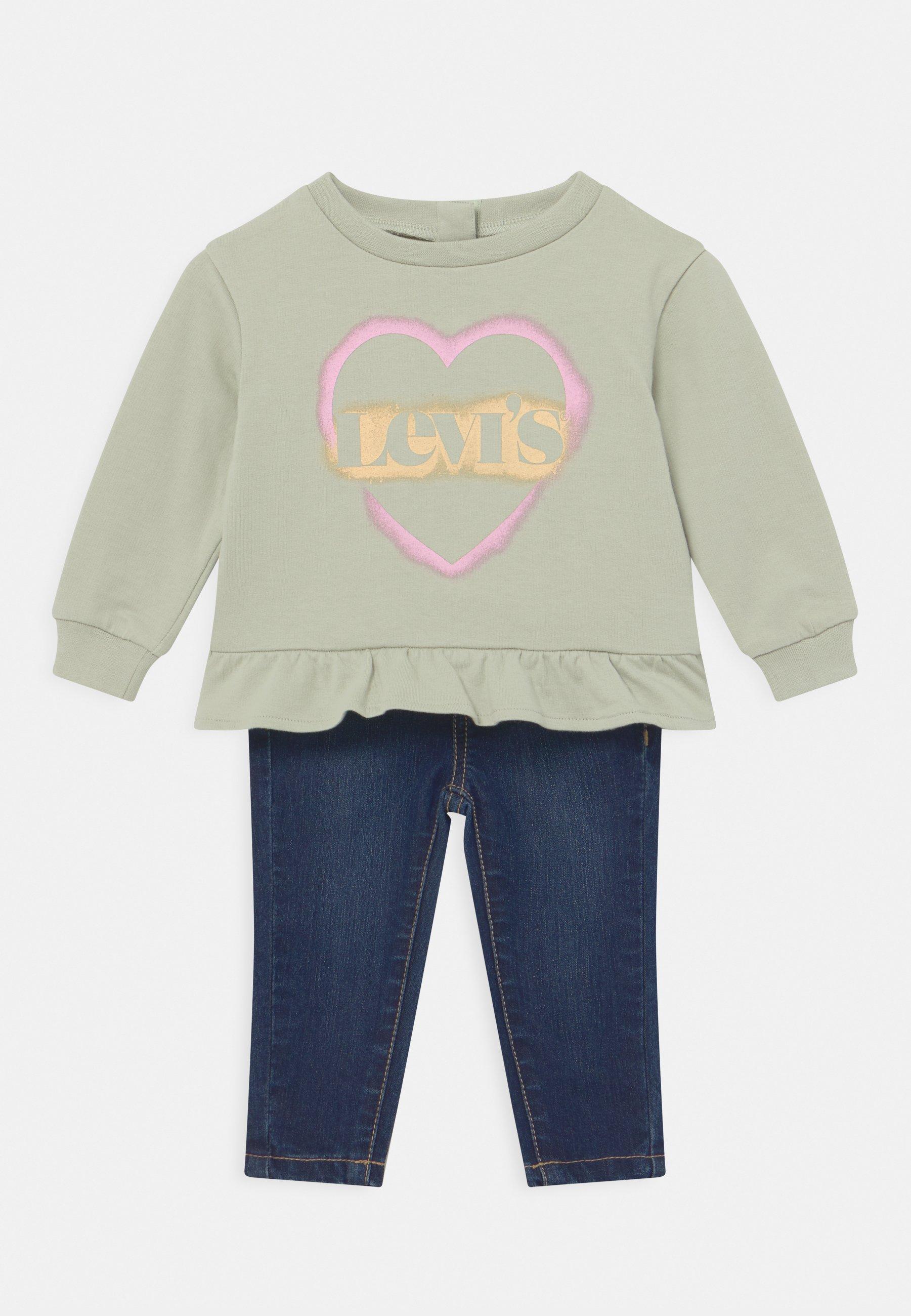 Kinder RUFFLESET - Sweatshirt