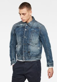 G-Star - 5650 - Denim jacket - antic faded prussian blue restored - 2