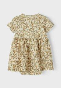 Lil' Atelier - Jersey dress - turtledove - 1