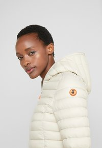 Save the duck - GIGAX - Veste d'hiver - cool beige - 4