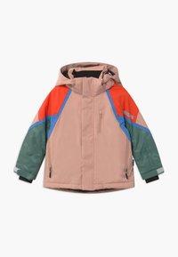 Gosoaky - BALOO UNISEX - Winter jacket - evening pink/multicolour - 0