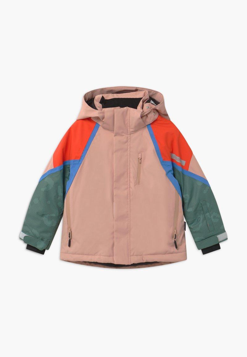 Gosoaky - BALOO UNISEX - Winter jacket - evening pink/multicolour