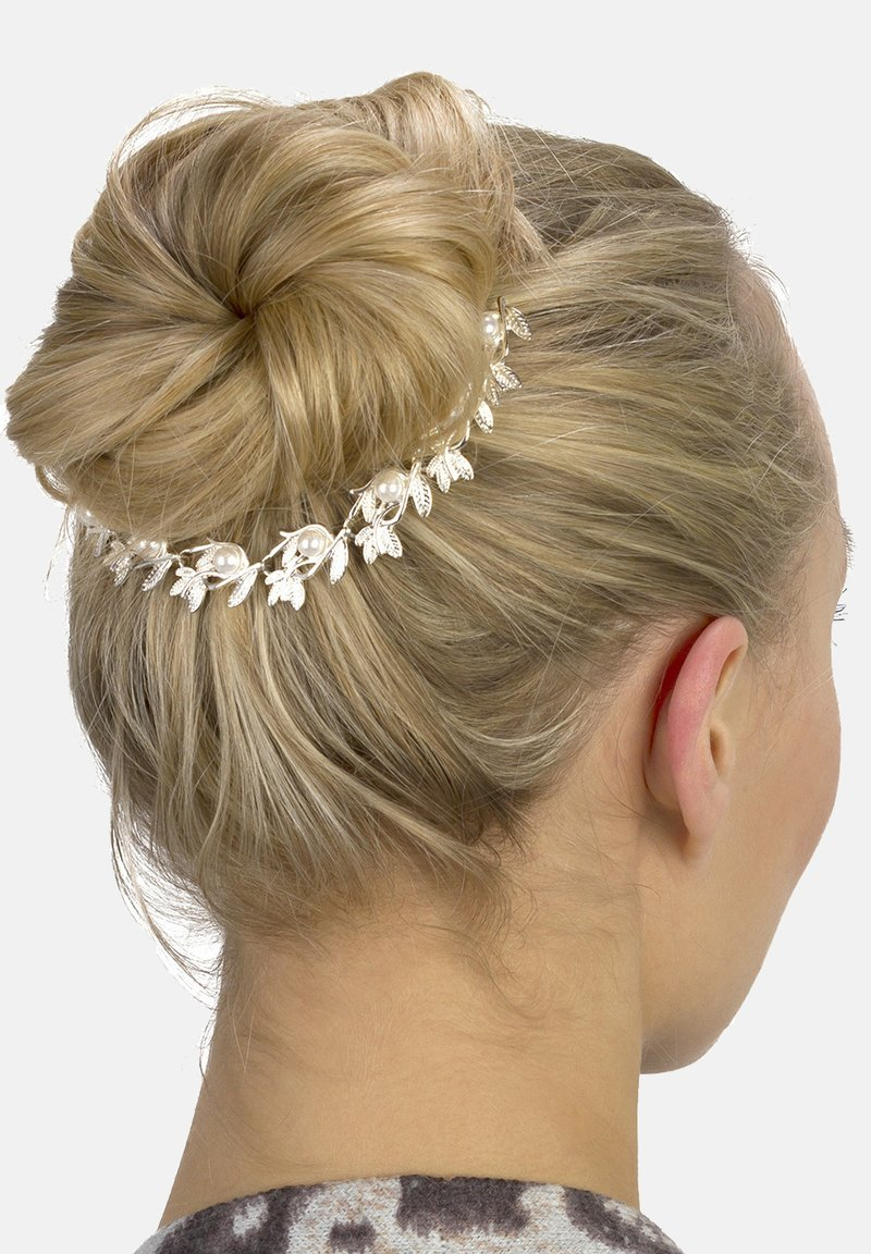 Six - Hair styling accessory - silver