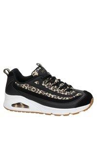 Skechers - UNO WILD STREETS DAMES - Sneakers laag - zwart - 2
