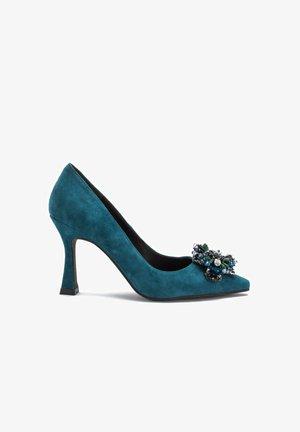 CAMPANILLA - Classic heels - blue