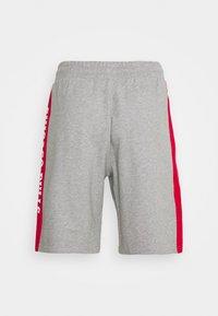 New Era - CHICAGO BULLS SIDE PANEL - Sports shorts - grey - 7