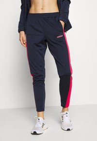 adidas Performance - PLAIN TRIC SET - Tracksuit - legend ink - 2