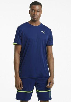 GRAPHIC  - T-shirts print - elektro blue