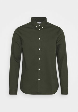 LARCH CASUAL FIT - Shirt - forrest night