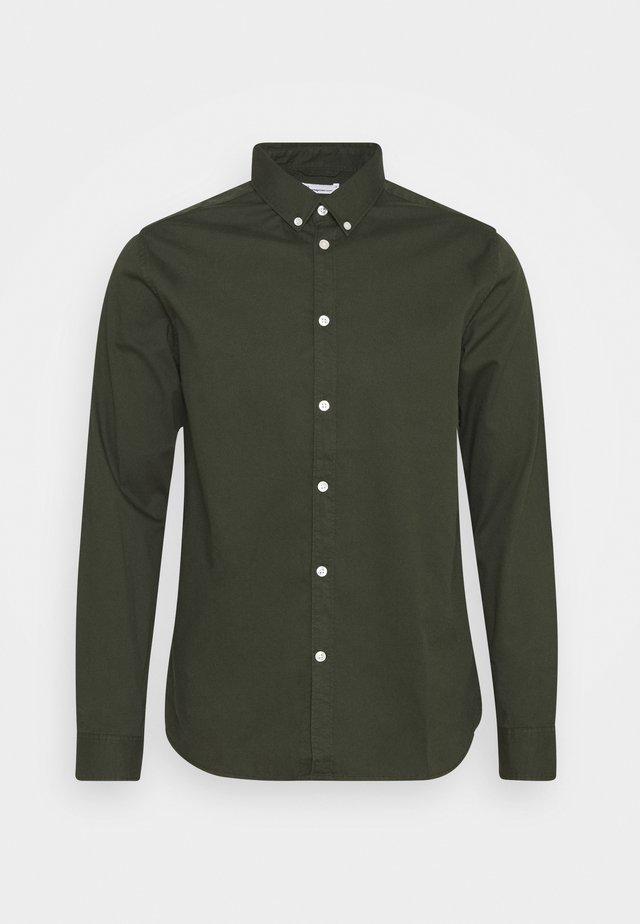 LARCH CASUAL FIT - Camicia - forrest night