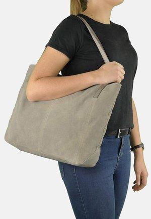 Tote bag - hellgrau