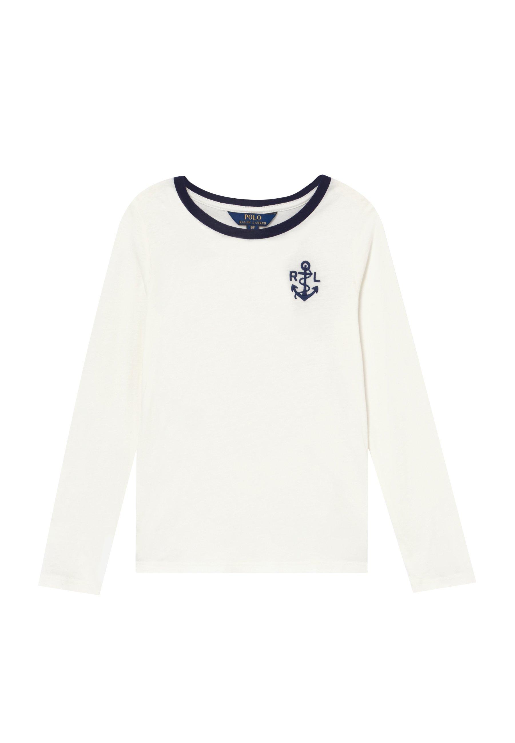 Große Förderung Polo Ralph Lauren GRAPHIC - Langarmshirt - nevis   Damenbekleidung 2020