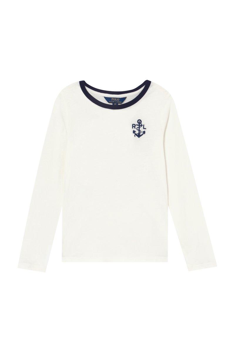 Polo Ralph Lauren - GRAPHIC - Long sleeved top - nevis