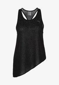 Puma - DAMEN  - Sports shirt - black - 0