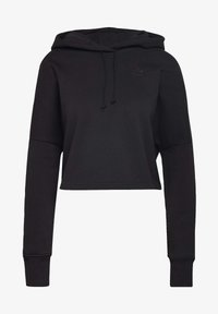 adidas Originals - Sweat à capuche - black/white - 6