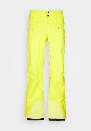 SNOWSHOT  - Pantalon de ski - chartreuse