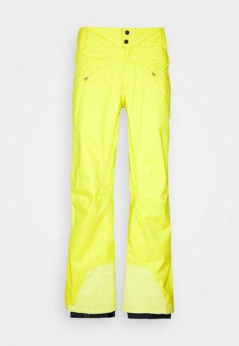 SNOWSHOT  - Talvihousut - chartreuse