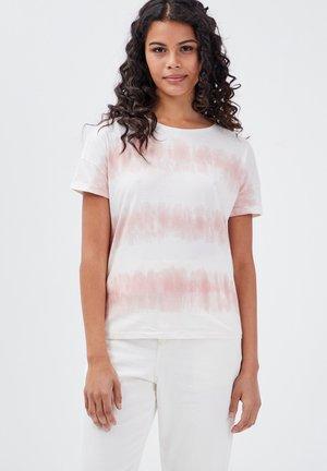 BONOBO - T-shirt con stampa - rose pastel