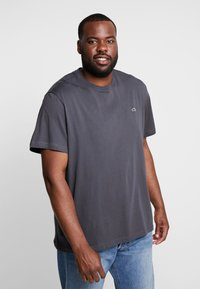 Lacoste - T-shirt basic - graphite - 0