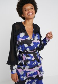 Three Floor - SURREALIST DRESS - Gallakjole - spectrum blue/violet/black - 3