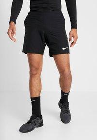Nike Performance - FLEX REP SHORT - Urheilushortsit - black - 0