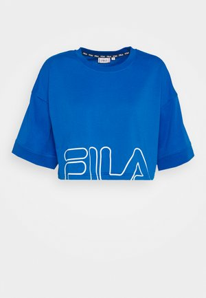LAMIA - T-shirt con stampa - skydiver
