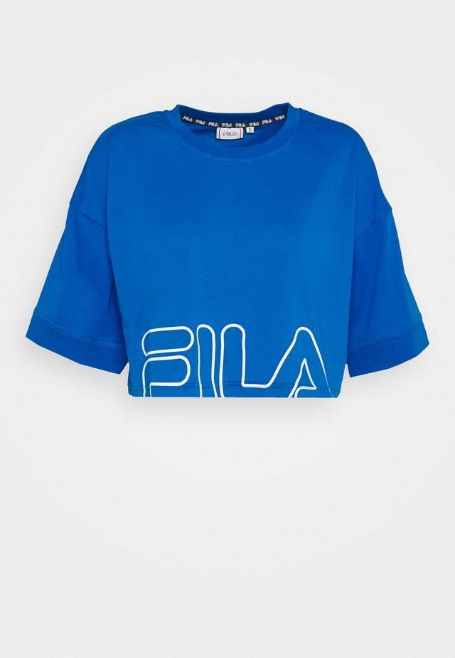 LAMIA - Print T-shirt - skydiver