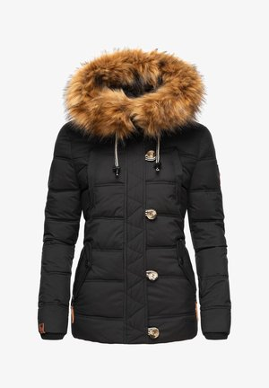 ZOJA - Winter jacket - black