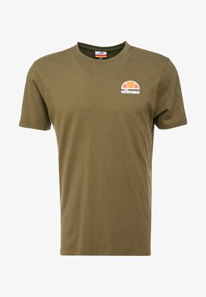 CANALETTO - T-shirt con stampa - khaki