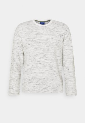 JOROLIS CREW NECK - Bluza - cloud dancer