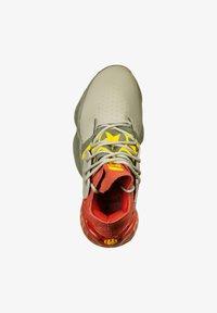 adidas Performance - HARDEN VOL. 4 BASKETBALLSCHUH HERREN - Basketball shoes - red / fear grey / legend green - 1