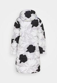 Marimekko - TURVASSA PIONIPENSAS COAT - Kabát zprachového peří - grey - 1