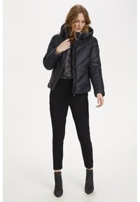 Saint Tropez - CATJASZ - Winter jacket - black - 3