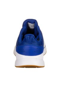 adidas Performance - RUNFALCON UNISEX - Neutral running shoes - royal blue / footwear white / semi solar red - 3