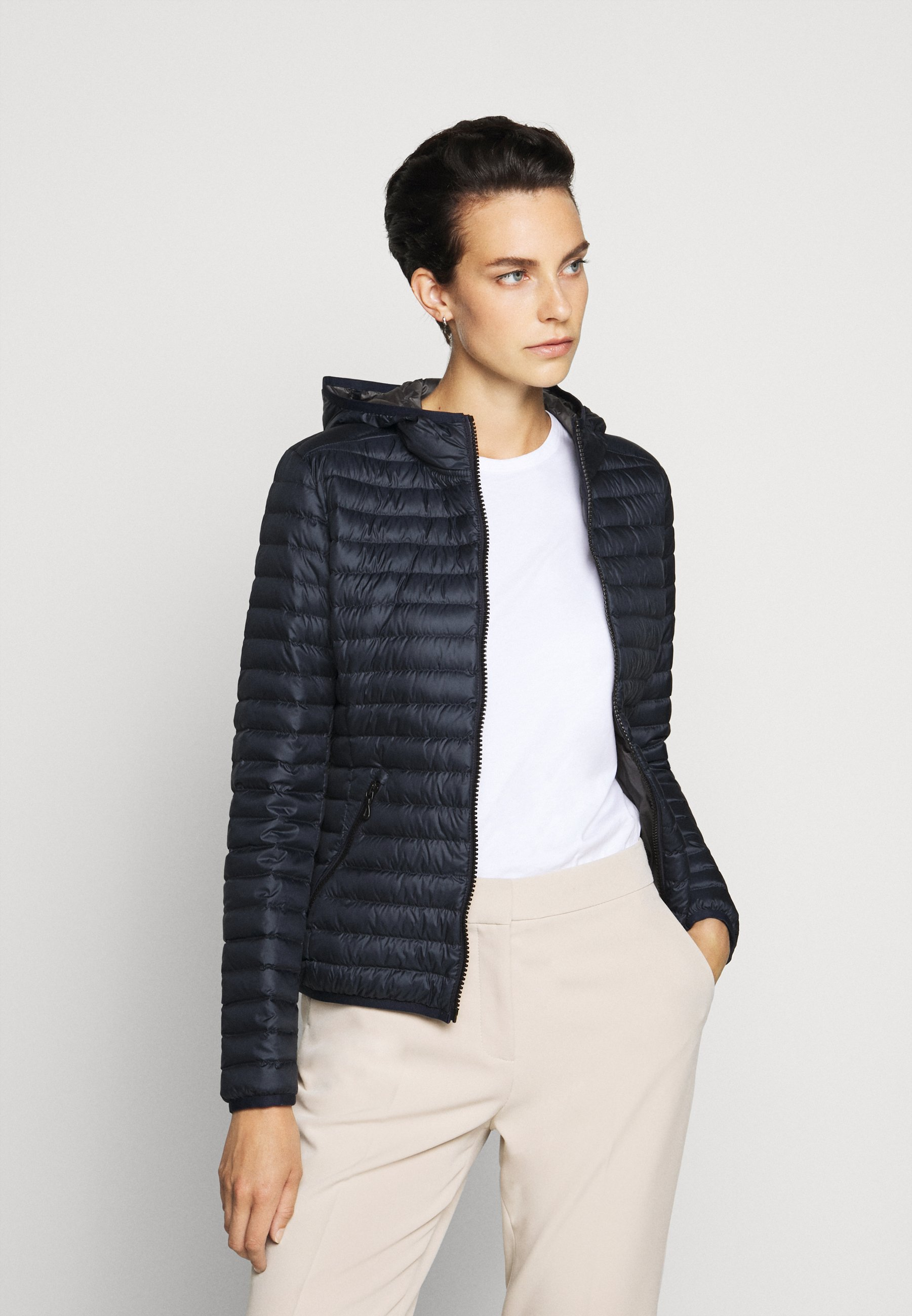 Colmar Originals LADIES JACKET - Doudoune - navy blue/spike - Manteaux Femme 1ycMk
