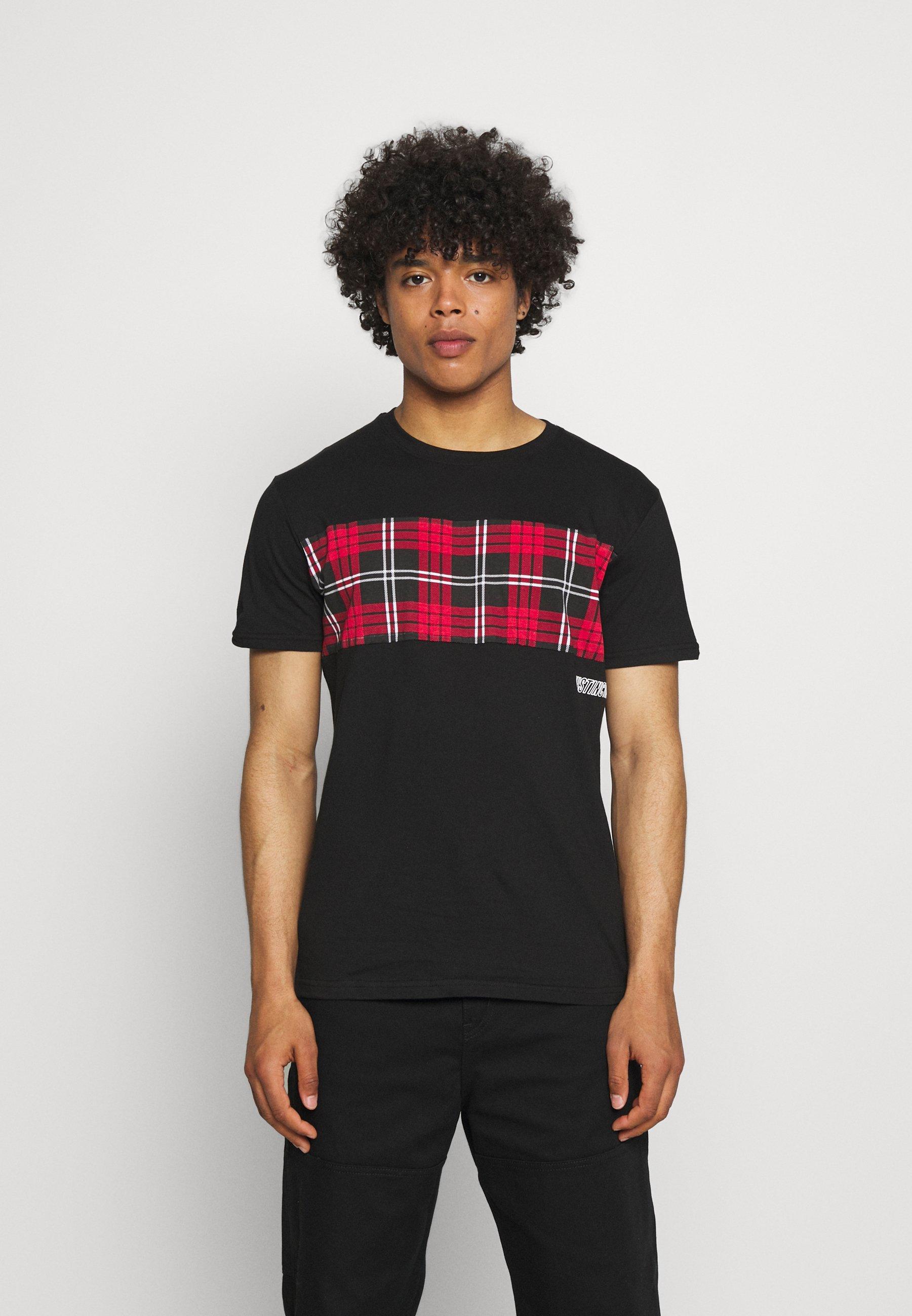 Men DALTANA - Print T-shirt