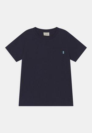CHEST-POCKET  - T-shirt basic - dark blue