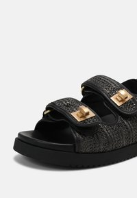 Dune London - LOCKSTOCKK - Sandals - black - 7