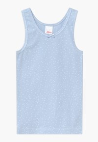 s.Oliver - 2 PACK - Undershirt - blue sky - 1
