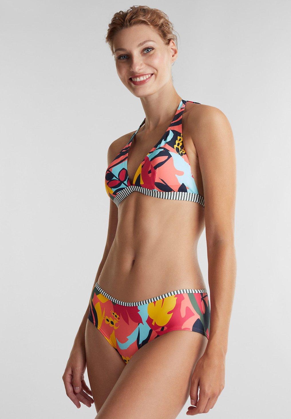 Femme MIT PRINT - Haut de bikini