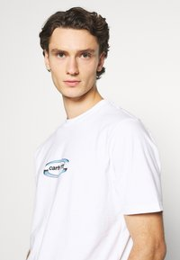 Carhartt WIP - CHROME - Print T-shirt - white - 3