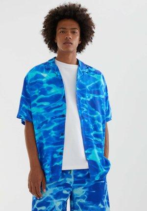 Chemise - neon blue
