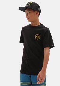 Vans - T-shirt print - black - 0