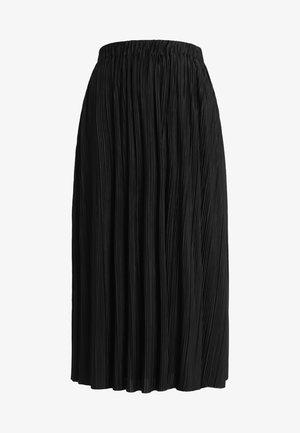 UMA SKIRT - Pleated skirt - black