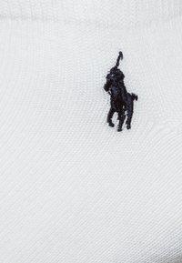Polo Ralph Lauren - GHOST 3 PACK - Strumpor - white - 1