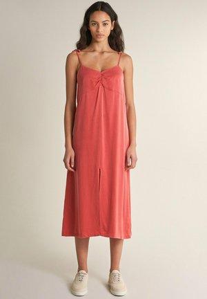 Korte jurk - pink