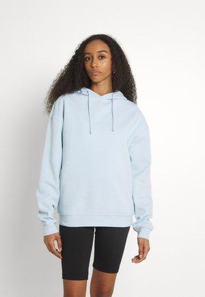 POSITIVE SLOGAN BACK GRAPHIC - Sweatshirt - blue