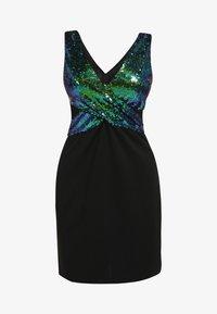 myMo at night - KLEID - Cocktail dress / Party dress - dunkelgrün - 4